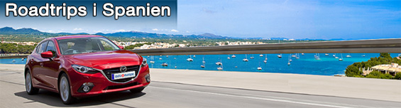 Roadtrip i Spanien med hyrbil från Auto Europe
