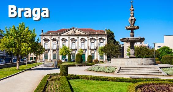 Road trip Braga - Route des vins Portugal