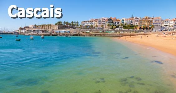 Road trip Portugal, plus belles plages Cascais