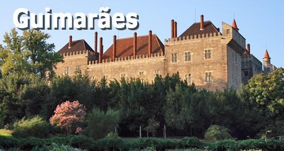 Road trip Guimarães - Route des vins Portugal