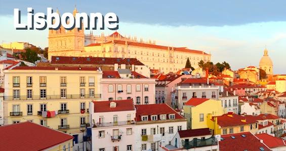 Road trip à Lisbonne
