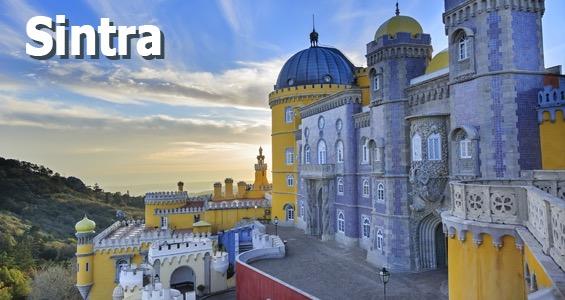 Road Trip pela região da Estremadura - Sintra