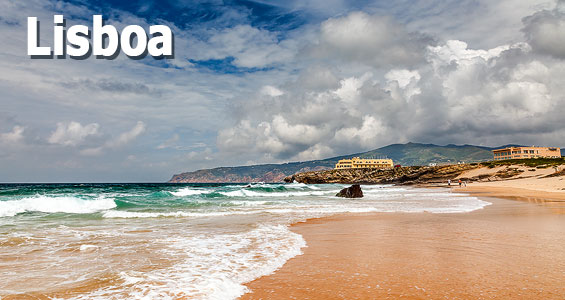 As melhores praias da Grande Lisboa - Lisboa