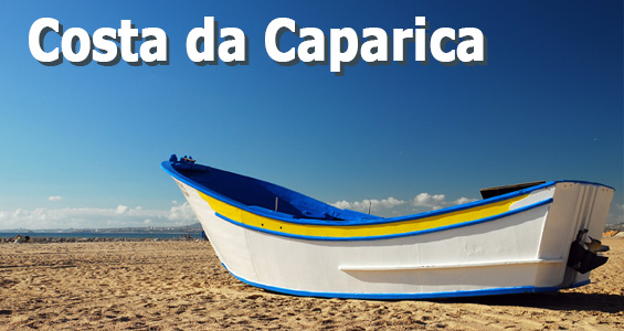 Road Trip Overview Portugal's Best Beaches Costa da Caparica