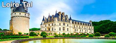 Road Trip Frankreich - Tal der Loire