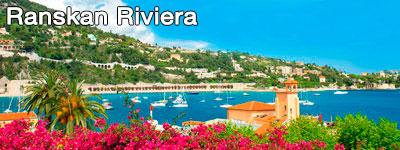 Kiertomatka Ranskan Riviera