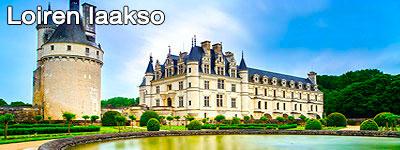 Kiertomatka Loiren laakso