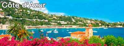 Road trip Côte d'Azur