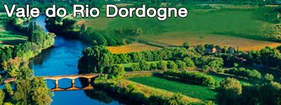 Vale do Rio Dordogne - Road Trip França