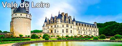 Vale do Loire - Road Trip França