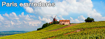 Paris e Arredores - Road Trip França