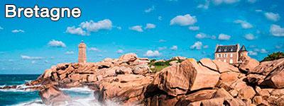 Hav och klippor - roadtrip i Bretagne
