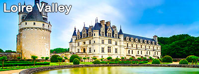 Loire Valley Road Trip