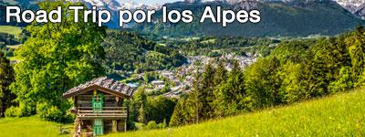 Alquiler de coches - Road Trip por los Alpes