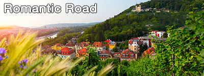 Saksan kierttomatka - Saksan romanttinen kiertomatka