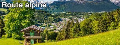 Road trip en Allemagne - Routes alpines