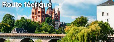 Road trip en Allemagne - Route féérique