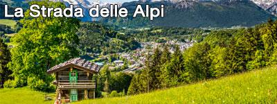 Autonoleggio Road Trip sulle Alpi