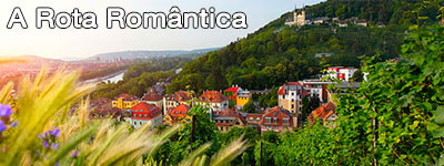 A Rota Romântica - Road Trip Alemanha