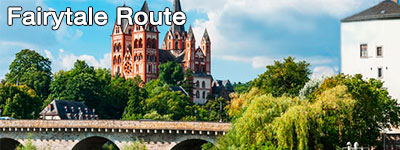 Germany Road Trip - Fairytale Route