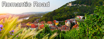 Germany Road Trip - The Romantic Tour of Germany