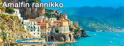 Kiertomatka Amalfin rannikko