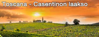 Toscanan kiertomatkat