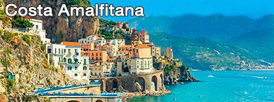 Costa Amalfitana - Road Trip Itália