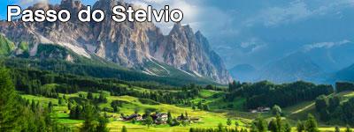 Passo do Stelvio, Tirol - Road Trip It�lia