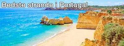 Bedste strande i Portugal roadtrip
