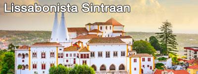Lissabonista Sintraan kiertomatka