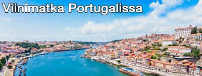 Portugalin viinikiertomatka