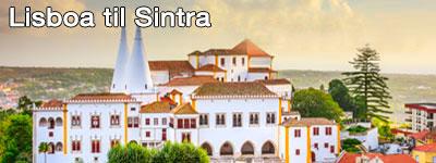 Fra Lisboa til Sintra Road Trip