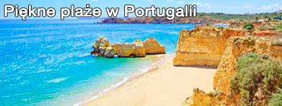 Plaże w Portugalii - wycieczka objazdowa
