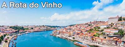 Rota do Vinho - Road trip Portugal