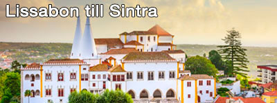 Roadtrip från Lissabon till Sintra