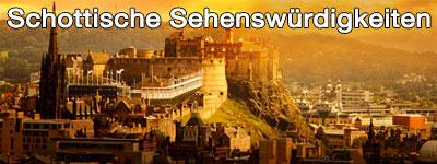 Schottische Sehenswürdigkeiten Road Trip