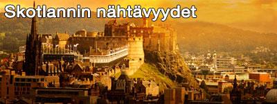 Kiertomatka Skotlannissa