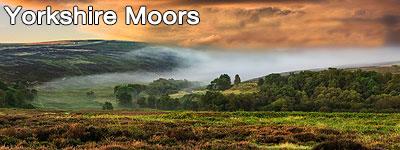 Kiertomatka Yorkshire Moors