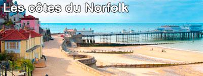 Road trip sur les côtes du Norfolk
