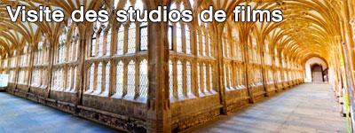 Visite des studios de films