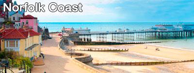 Norfolk Coast - Road Trip Reino Unido