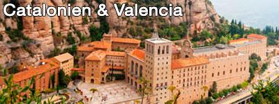 Catalonien & Valencia Roadtrip