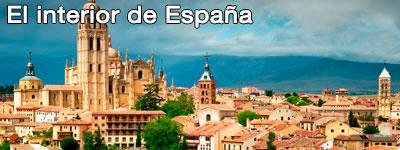 El interior de España - Road Trip