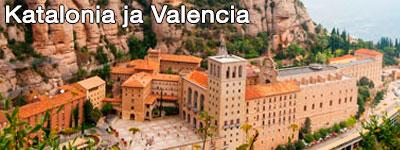 Katalonian ja Valencian kiertomatka