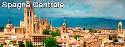 Road Trip Spagna Centrale