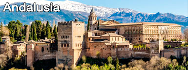 Road Trip i Andalusia