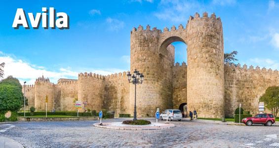 Central Spain Road Trip: Avila