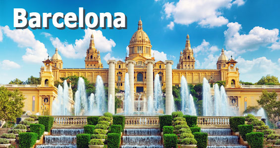 Road Trip in Catalonia & Valencia Barcelona