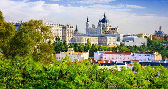 Central Spanien Road Trip: Fra Madrid til Toledo